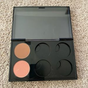 MAC Pro Pallette with blush and bronzer